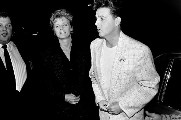Dave Hogan「Paul And Linda McCartney」:写真・画像(5)[壁紙.com]