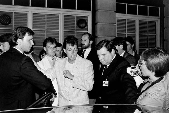 Dave Hogan「Paul McCartney」:写真・画像(4)[壁紙.com]