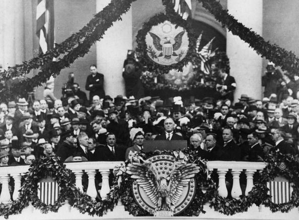 Franklin Roosevelt「Inaugural Speech」:写真・画像(12)[壁紙.com]