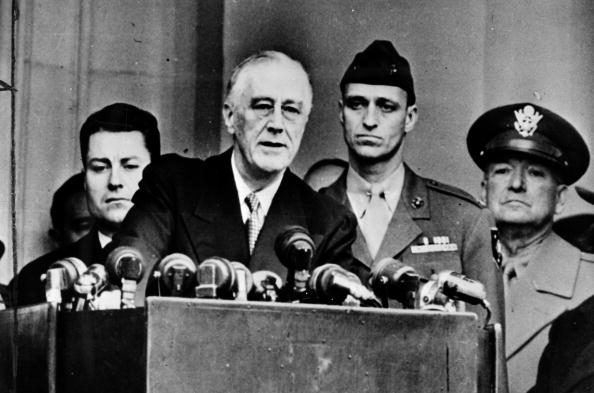 Franklin Roosevelt「The Last Inauguration」:写真・画像(12)[壁紙.com]