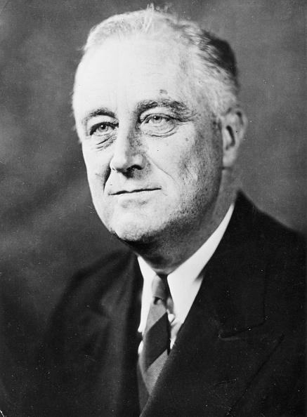 Franklin Roosevelt「32nd President」:写真・画像(6)[壁紙.com]