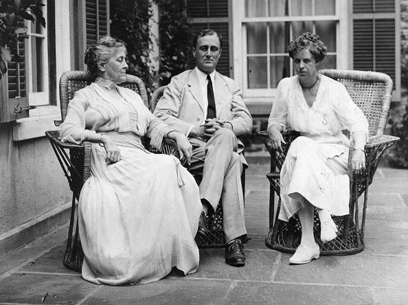 Franklin Roosevelt「Roosevelts At Home」:写真・画像(19)[壁紙.com]