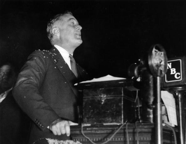 Franklin Roosevelt「FDR Speaking」:写真・画像(10)[壁紙.com]