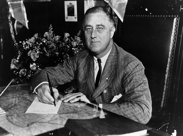 Writing「Franklin Roosevelt」:写真・画像(14)[壁紙.com]