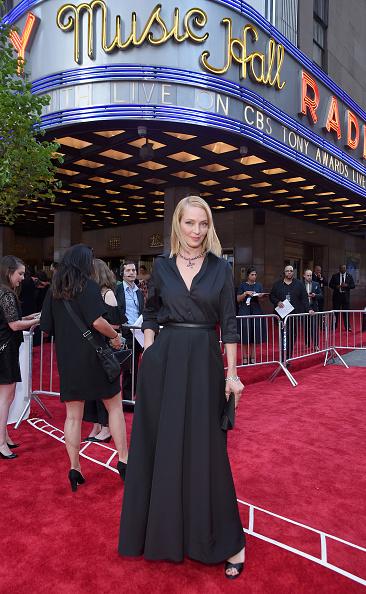 Cross Shape「2017 Tony Awards - Red Carpet」:写真・画像(10)[壁紙.com]