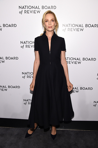 Looking Over「The National Board Of Review Annual Awards Gala - Arrivals」:写真・画像(9)[壁紙.com]