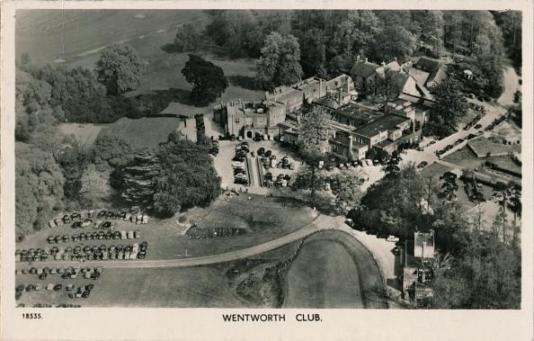Surrey - England「Wentworth Club', c1940」:写真・画像(15)[壁紙.com]