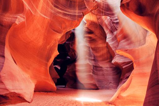 Antelope Canyon「Upper Antelope Canyon」:スマホ壁紙(8)