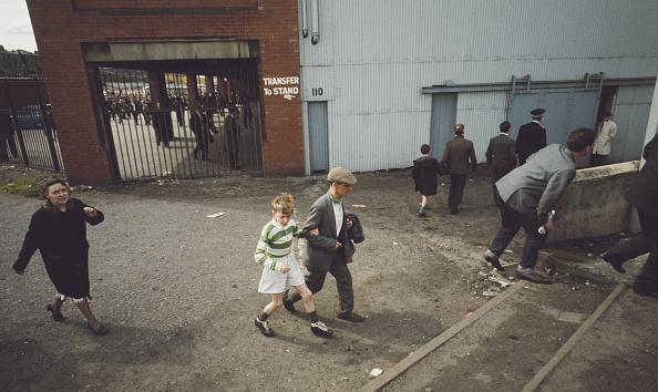 Glasgow - Scotland「Celtic Football Supporters 1967」:写真・画像(13)[壁紙.com]