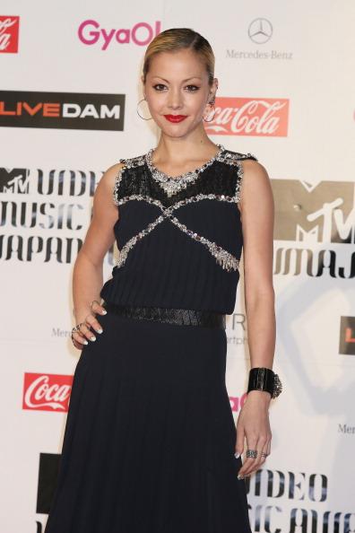 土屋 アンナ「MTV Video Music Japan 2012 - Red Carpet」:写真・画像(10)[壁紙.com]