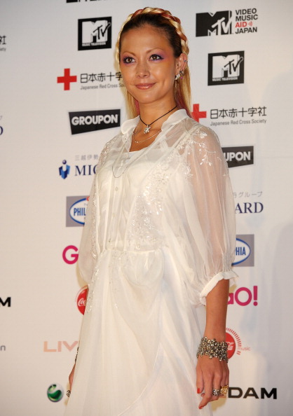 Anna Tsuchiya「MTV Video Music Aid Japan - Red Carpet」:写真・画像(7)[壁紙.com]