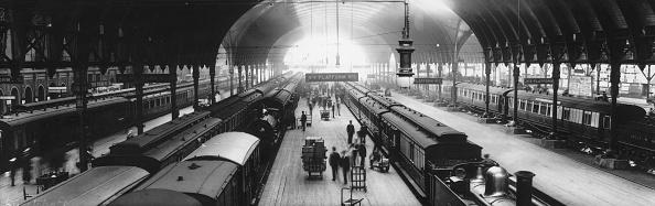 Railroad Station「Paddington Station」:写真・画像(14)[壁紙.com]