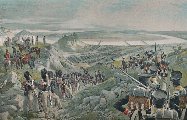 Crossing「The French Army Crossing The Niemen」:写真・画像(4)[壁紙.com]