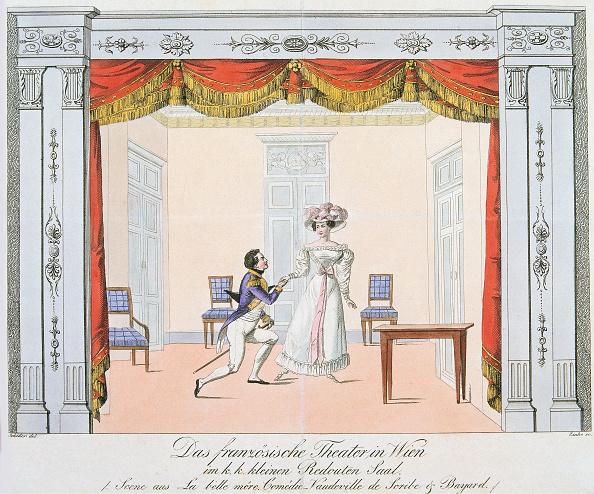 1820-1829「French Theatre In Vienna」:写真・画像(17)[壁紙.com]