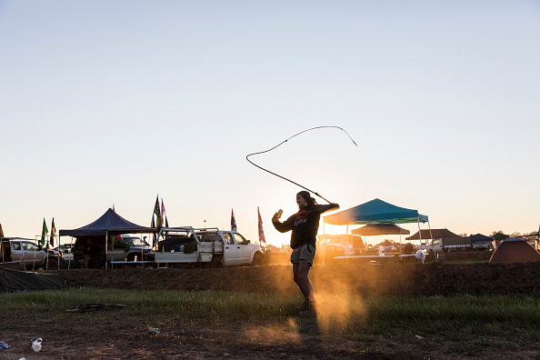 Whip - Equipment「Ute Enthusiasts Gather For Annual Deni Ute Muster」:写真・画像(4)[壁紙.com]