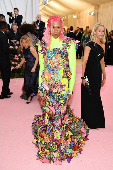 Cut Out Clothing「The 2019 Met Gala Celebrating Camp: Notes on Fashion - Arrivals」:写真・画像(11)[壁紙.com]