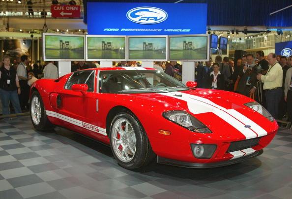 Ford GT「Australian International Motorshow」:写真・画像(14)[壁紙.com]