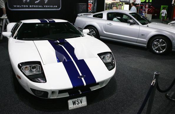 Ford GT「Big Boys Toys Media Call」:写真・画像(6)[壁紙.com]