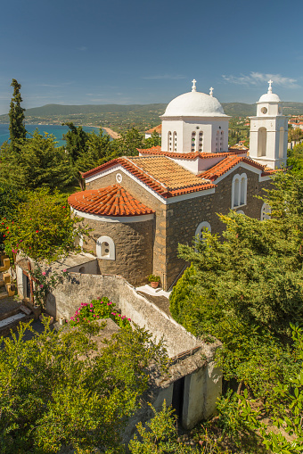 Convent「Convent Church, Koroni, Peloponnese, Greece」:スマホ壁紙(19)
