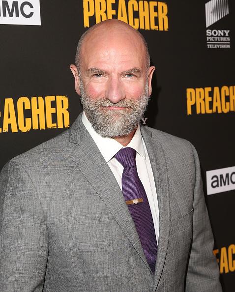 "Preacher「Premiere Of AMC's ""Preacher"" Season 3」:写真・画像(1)[壁紙.com]"