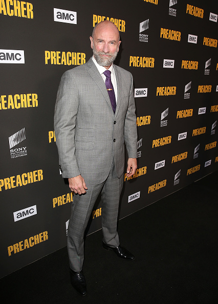 "Preacher「Premiere Of AMC's ""Preacher"" Season 3」:写真・画像(0)[壁紙.com]"