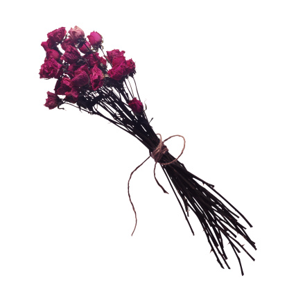 薔薇「Bouquet of Dried Roses」:スマホ壁紙(9)