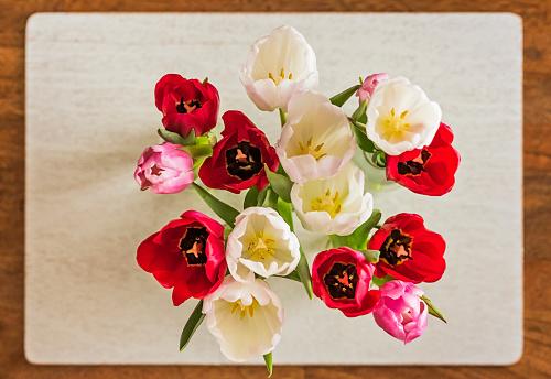 プレゼント「Bouquet of flowers」:スマホ壁紙(3)