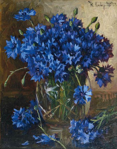 静物「Bouquet Of Cornflowers」:写真・画像(0)[壁紙.com]
