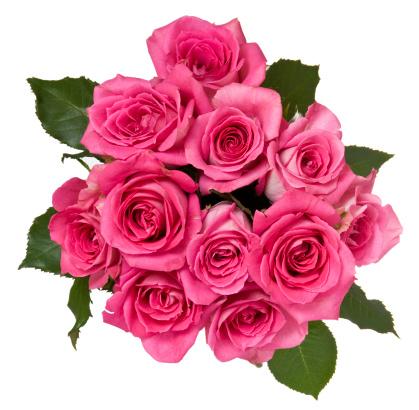 Bouquet「バラの花束の母の日」:スマホ壁紙(1)