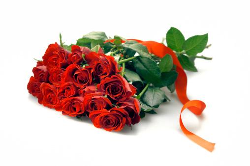 Rose「bouquet of red roses」:スマホ壁紙(17)