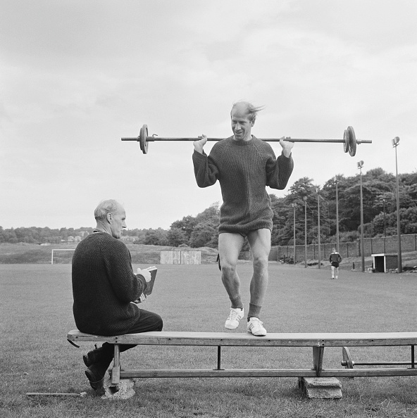 Sports Training「Charlton and Crompton」:写真・画像(6)[壁紙.com]
