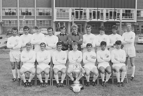 Sports Team「Leeds United F.C. Squad of 1969」:写真・画像(17)[壁紙.com]