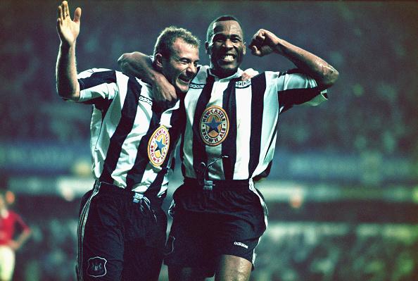 Celebration「Alan Shearer and Les Ferdinand」:写真・画像(17)[壁紙.com]