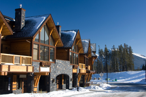 Chalet「Mountain Shops and Chalets」:スマホ壁紙(12)