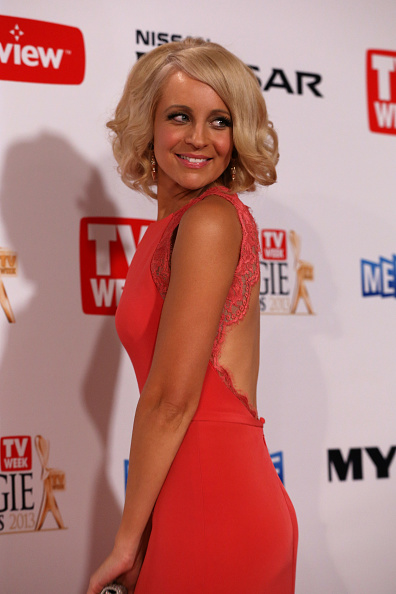 Scalloped - Pattern「2013 Logie Awards - Arrivals」:写真・画像(3)[壁紙.com]