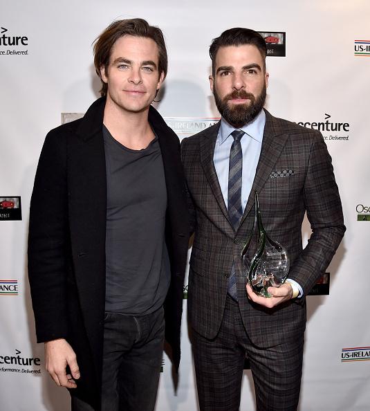 Zachary Quinto「Oscar Wilde Awards 2017」:写真・画像(7)[壁紙.com]