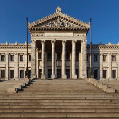 Legislation「Montevideo, Uruguay Parliament Building」:スマホ壁紙(19)