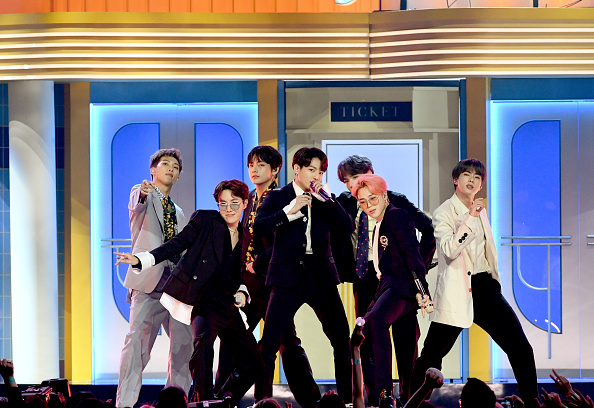 Bangtan Boys「2019 Billboard Music Awards - Show」:写真・画像(2)[壁紙.com]
