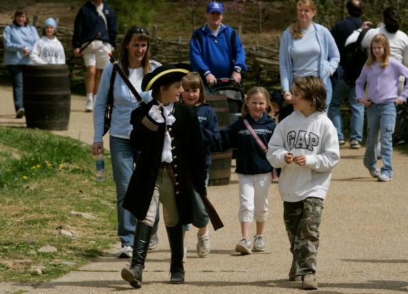 Jamestown - Virginia「U.S. Commemorates 400th Anniversary Of Jamestown Settlement」:写真・画像(10)[壁紙.com]