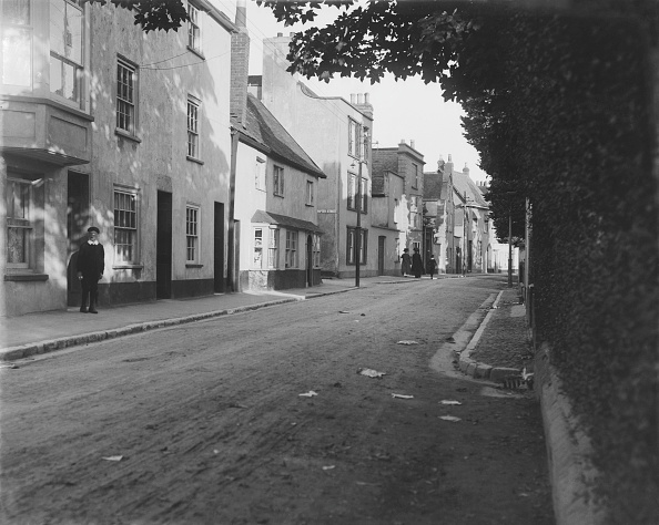 1900「The Strand Topsham Exeter」:写真・画像(11)[壁紙.com]