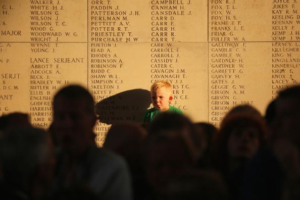 Christopher Furlong「Flanders Fields 100 Years Since The Great War」:写真・画像(10)[壁紙.com]