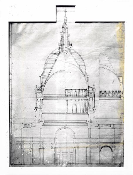 Plan - Document「Wren's Plan Of St Paul's」:写真・画像(16)[壁紙.com]