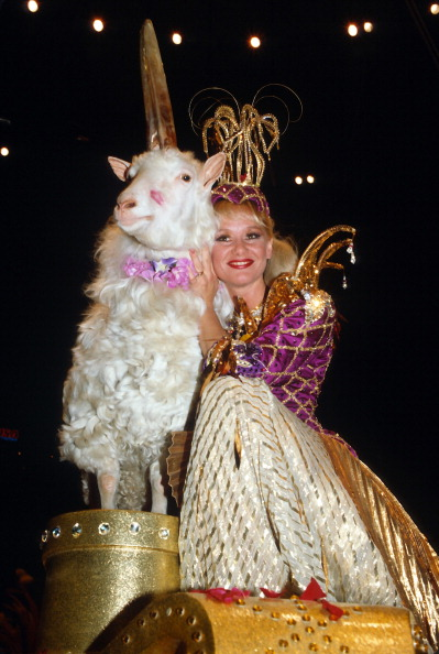 Ringling Brothers and Barnum & Bailey Circus「Heather Narris」:写真・画像(1)[壁紙.com]