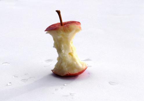 Tasting「Apple Core」:スマホ壁紙(2)