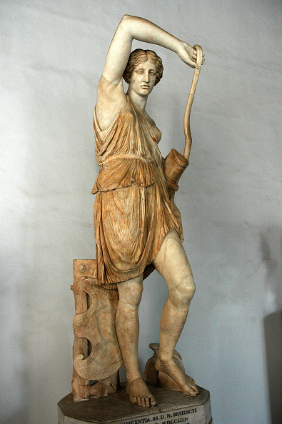 Girly「The Wounded Amazon, Roman Copy Of A Greek Original By Phidias.  Culture: Roman.  Credit Line: Werne Artist: Werner Forman.」:写真・画像(7)[壁紙.com]