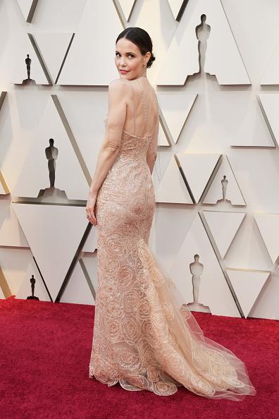 Embellished Dress「91st Annual Academy Awards - Arrivals」:写真・画像(3)[壁紙.com]