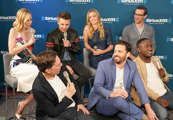 Hannibal Buress「SiriusXM's Town Hall With The Cast Of 'Tag' Hosted By SiriusXM Host Michelle Collins」:写真・画像(0)[壁紙.com]