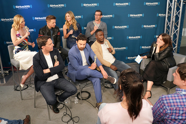 Hannibal Buress「SiriusXM's Town Hall With The Cast Of 'Tag' Hosted By SiriusXM Host Michelle Collins」:写真・画像(4)[壁紙.com]