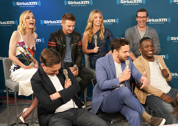 Hannibal Buress「SiriusXM's Town Hall With The Cast Of 'Tag' Hosted By SiriusXM Host Michelle Collins」:写真・画像(7)[壁紙.com]