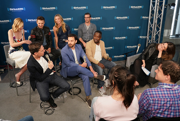 Hannibal Buress「SiriusXM's Town Hall With The Cast Of 'Tag' Hosted By SiriusXM Host Michelle Collins」:写真・画像(12)[壁紙.com]